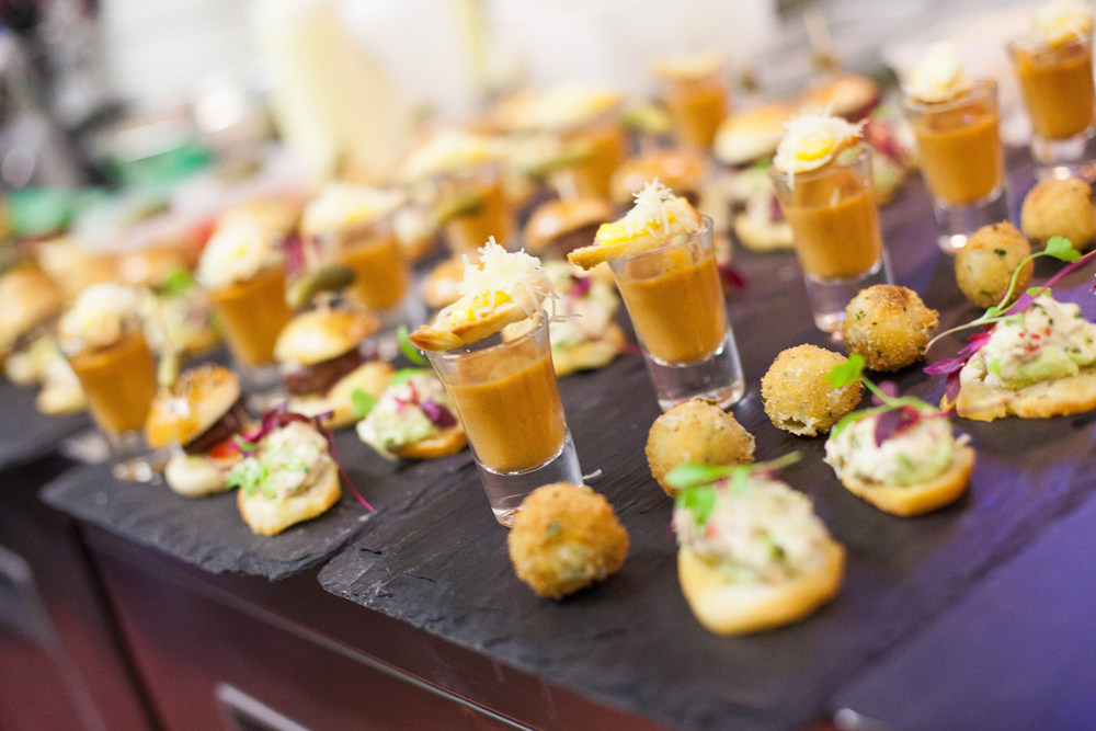 Canape Catering Gallimore Catering